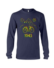 Hoffman Trip Bicycle 1943 Shirt Long Sleeve Tee thumbnail