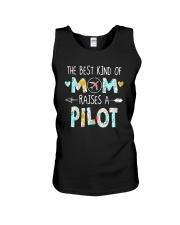 The Best Kind Of Mom Raises A Pilot Shirt Unisex Tank thumbnail