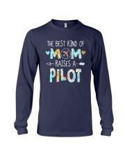 The Best Kind Of Mom Raises A Pilot Shirt Long Sleeve Tee thumbnail