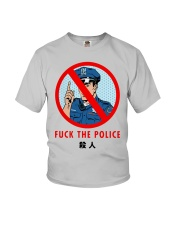 Fuck The Police Shirt Youth T-Shirt thumbnail