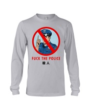 Fuck The Police Shirt Long Sleeve Tee thumbnail