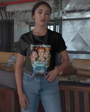 Hocus Pocus Dutch Bros Shirt Classic T-Shirt apparel-classic-tshirt-lifestyle-05