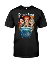 Hocus Pocus Dutch Bros Shirt Classic T-Shirt front