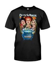 Hocus Pocus Dutch Bros Shirt Premium Fit Mens Tee thumbnail