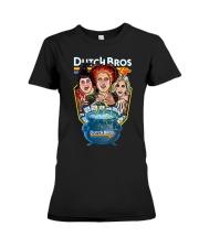 Hocus Pocus Dutch Bros Shirt Premium Fit Ladies Tee thumbnail