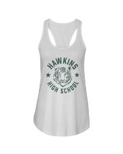 Johnny Hawkins High School Shirt Ladies Flowy Tank thumbnail