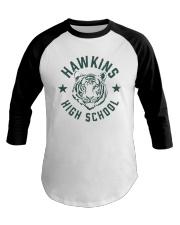 Johnny Hawkins High School Shirt Baseball Tee thumbnail