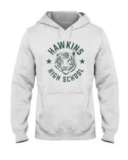 Johnny Hawkins High School Shirt Hooded Sweatshirt thumbnail
