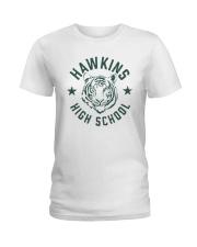 Johnny Hawkins High School Shirt Ladies T-Shirt thumbnail