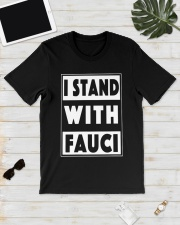 I Stand With Fauci T Shirt Amazon Classic T-Shirt lifestyle-mens-crewneck-front-17