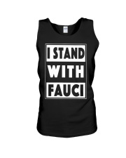 I Stand With Fauci T Shirt Amazon Unisex Tank thumbnail