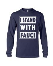 I Stand With Fauci T Shirt Amazon Long Sleeve Tee thumbnail