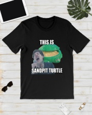 This Is Sandpit Turtle Shirt Classic T-Shirt lifestyle-mens-crewneck-front-17