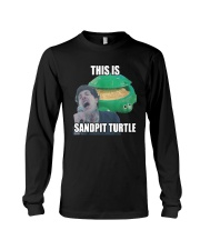 This Is Sandpit Turtle Shirt Long Sleeve Tee thumbnail