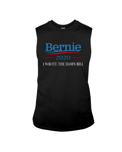 I Wrote The Damn Bill Shirt