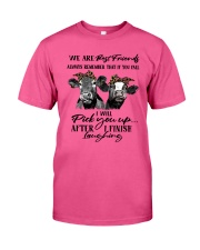 Heifer We Are Best Friends Always Remember Shirt Classic T-Shirt thumbnail