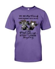 Heifer We Are Best Friends Always Remember Shirt Premium Fit Mens Tee thumbnail