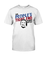 The People's Tight End George Kittle Shirt Classic T-Shirt front