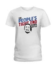 The People's Tight End George Kittle Shirt Ladies T-Shirt thumbnail