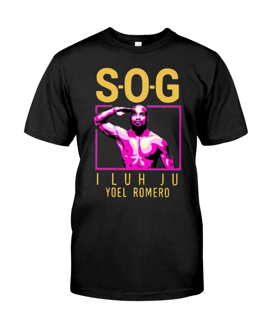 Sog I Luh Ju Yoel Romero T Shirt Classic T-Shirt