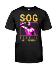 Sog I Luh Ju Yoel Romero T Shirt Classic T-Shirt front