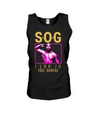 Sog I Luh Ju Yoel Romero T Shirt Unisex Tank thumbnail
