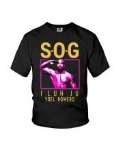 Sog I Luh Ju Yoel Romero T Shirt Youth T-Shirt thumbnail