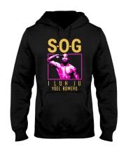 Sog I Luh Ju Yoel Romero T Shirt Hooded Sweatshirt thumbnail