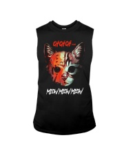Cat Chchch Meow Meow Meow Shirt Sleeveless Tee thumbnail