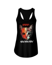 Cat Chchch Meow Meow Meow Shirt Ladies Flowy Tank thumbnail