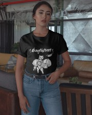 Robot Cat Danny The Street Shirt Classic T-Shirt apparel-classic-tshirt-lifestyle-05