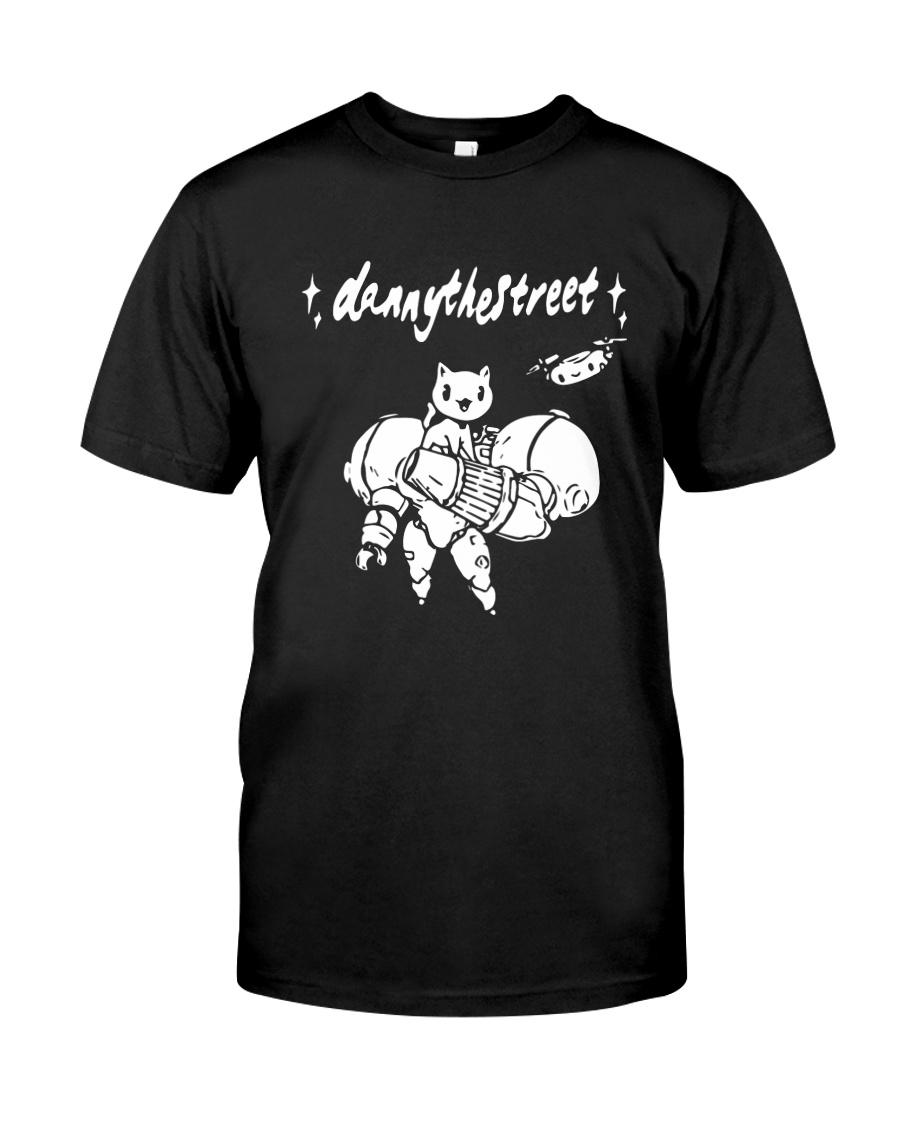 Robot Cat Danny The Street Shirt Classic T-Shirt