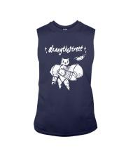 Robot Cat Danny The Street Shirt Sleeveless Tee thumbnail