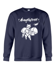 Robot Cat Danny The Street Shirt Crewneck Sweatshirt thumbnail