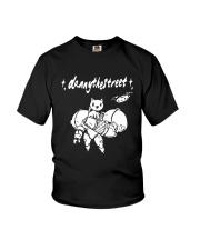 Robot Cat Danny The Street Shirt Youth T-Shirt thumbnail
