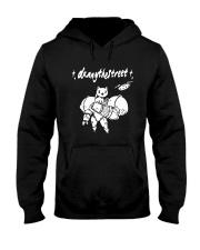 Robot Cat Danny The Street Shirt Hooded Sweatshirt thumbnail