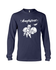 Robot Cat Danny The Street Shirt Long Sleeve Tee thumbnail