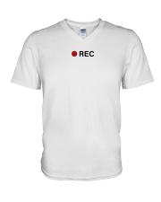 Brandon Woelfel Rec Shirt V-Neck T-Shirt thumbnail