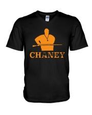 Brian Niedermeyer Chaney Shirt V-Neck T-Shirt thumbnail