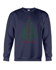 Last Christmas Tree Wham Shirt Crewneck Sweatshirt thumbnail