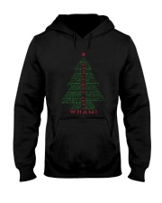 Last Christmas Tree Wham Shirt Hooded Sweatshirt thumbnail
