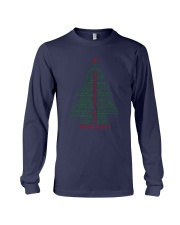 Last Christmas Tree Wham Shirt Long Sleeve Tee tile