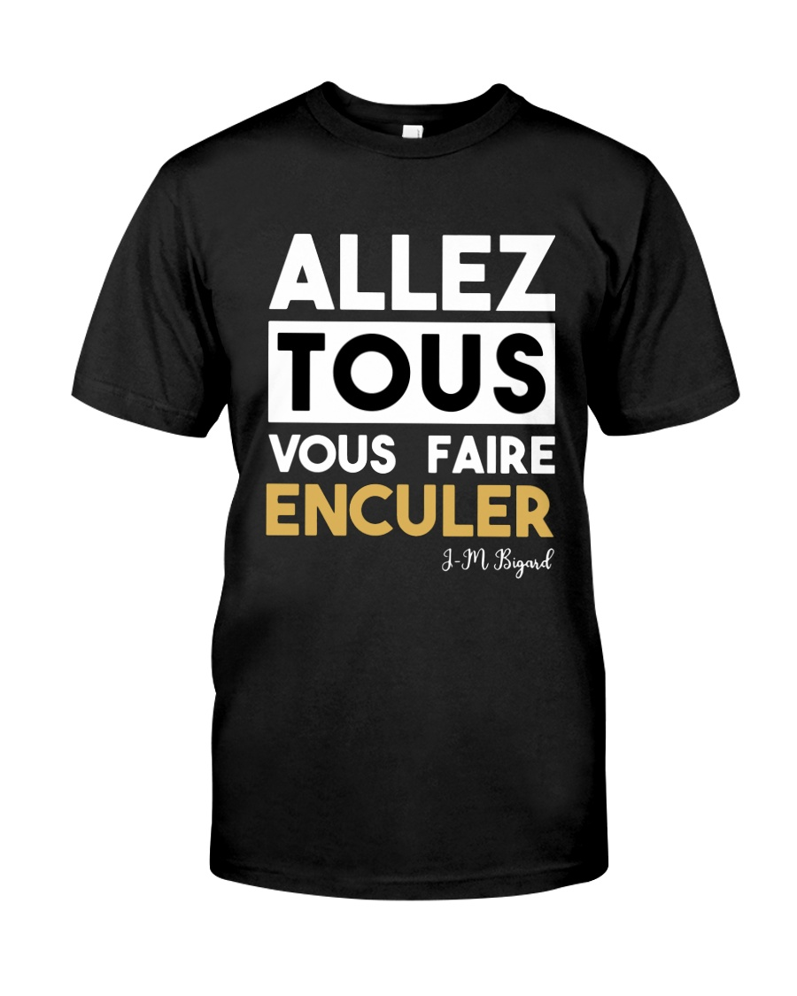 T Shirt Bigard Tous En Cuisine Classic T-Shirt