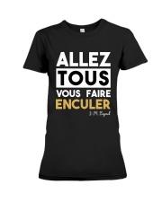 T Shirt Bigard Tous En Cuisine Premium Fit Ladies Tee thumbnail