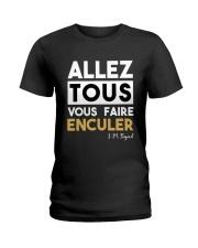 T Shirt Bigard Tous En Cuisine Ladies T-Shirt thumbnail