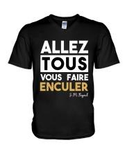 T Shirt Bigard Tous En Cuisine V-Neck T-Shirt thumbnail