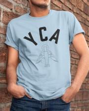 Kanye West Yca Shirt Classic T-Shirt apparel-classic-tshirt-lifestyle-26
