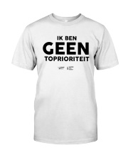 T Shirt Lubach Classic T-Shirt front
