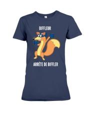 Biffleur Arrête De Biffler Shirt Premium Fit Ladies Tee thumbnail