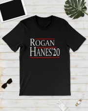 Official Rogan Hanes 2020 Shirt Classic T-Shirt lifestyle-mens-crewneck-front-17